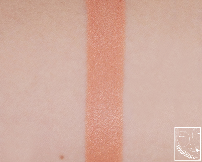 Swatch của ColourPop × Shayla Lipstick Quickie